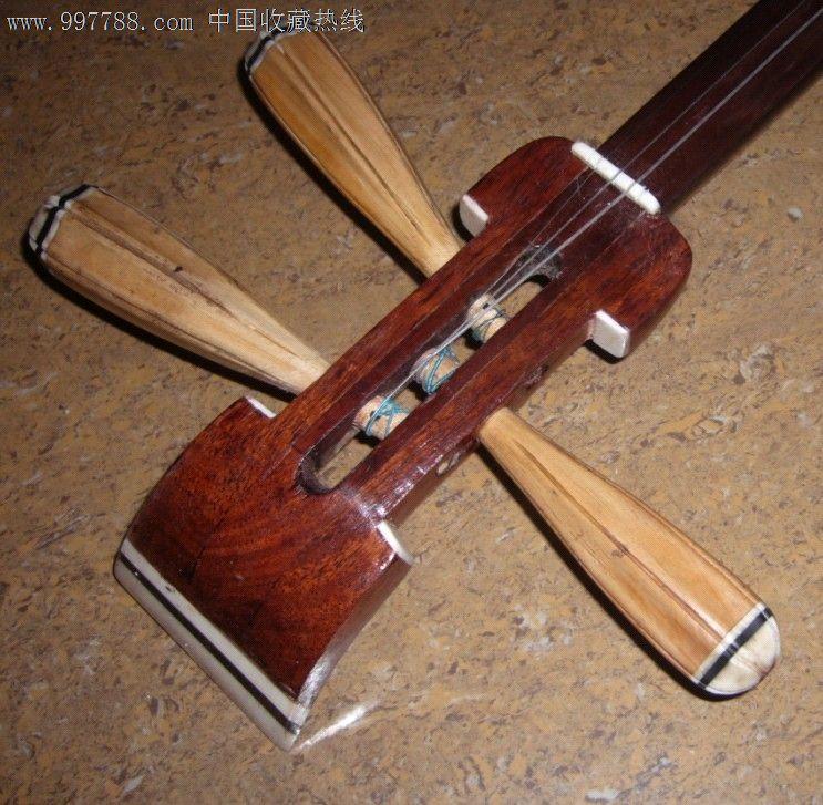 三弦-古琴-乐器图片
