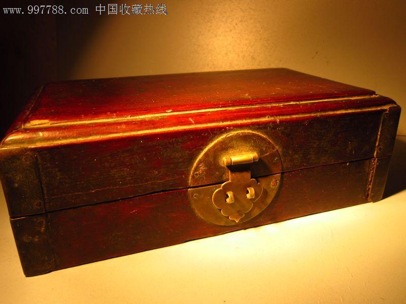 楠木首饰盒
