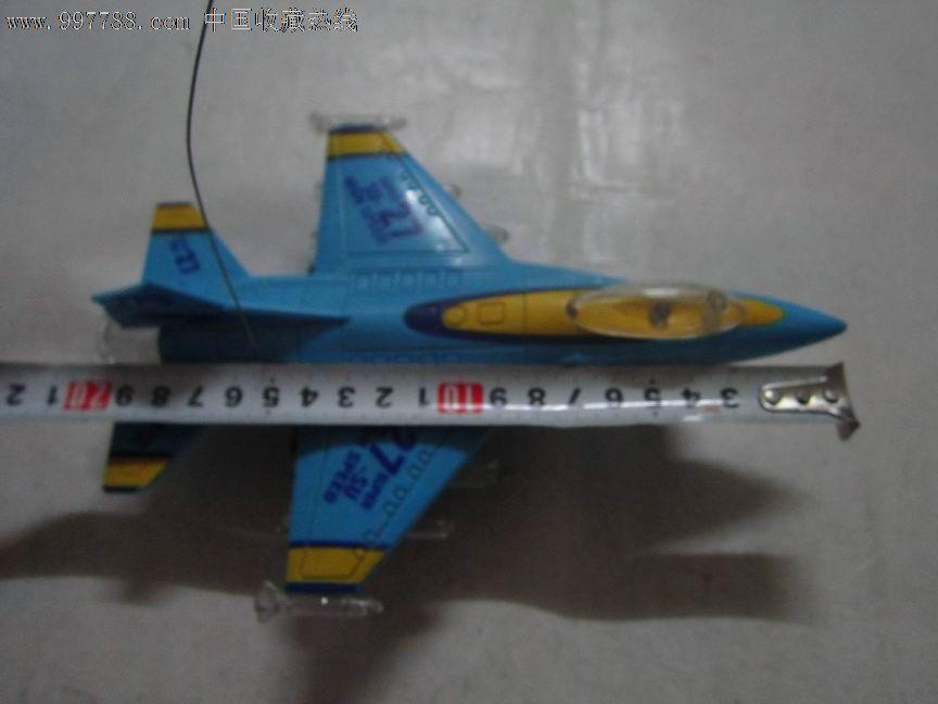 苏27遥控飞机【无遥控器】