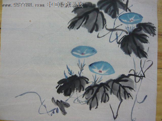 品种: 花鸟国画原作-花鸟国画原作 属性: 花卉画原画,,水墨/写意画法