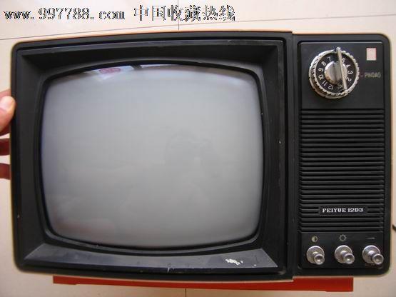 飛躍牌黑白電視機_第1張_7788收藏__中國收藏熱線