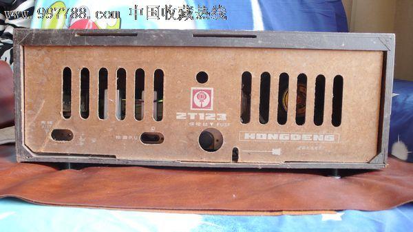红灯2t123老式电子管收音机_第6张_7788收藏__中国收藏热线