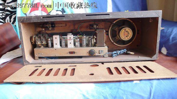 红灯2t123老式电子管收音机_第7张_7788收藏__中国收藏热线