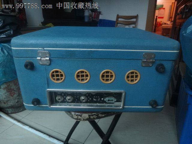 上海l-323双通道录音机[[上海录音器材厂]]