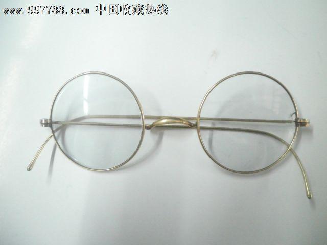 民国金丝眼镜_第3张_7788收藏__中国收藏热线
