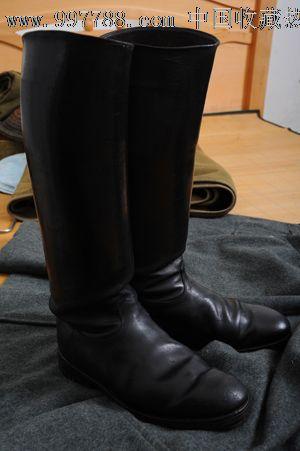 二战德军原品马靴
