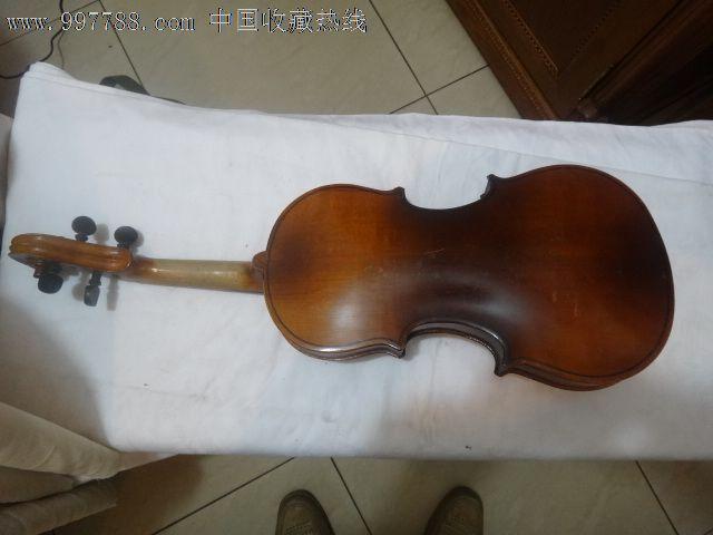 云雀牌小提琴-丹东乐器厂制