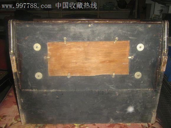 凯歌4262电子管收音电唱一体机.
