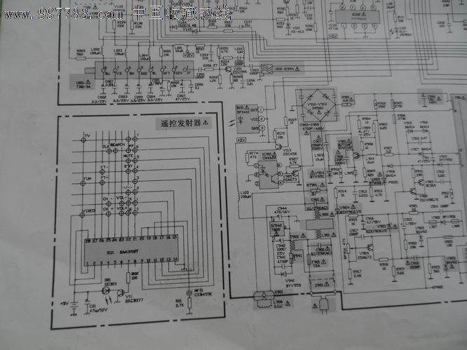 电路图,商品说明书,八十年代(20世纪)
