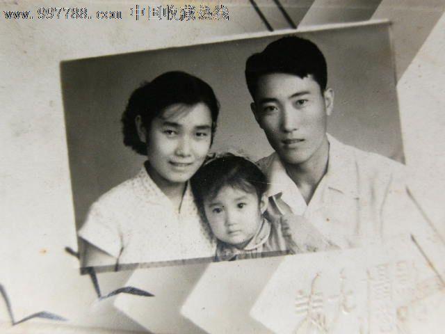 五十年代全家福-老照片--se13232418-零售-7788收藏图片