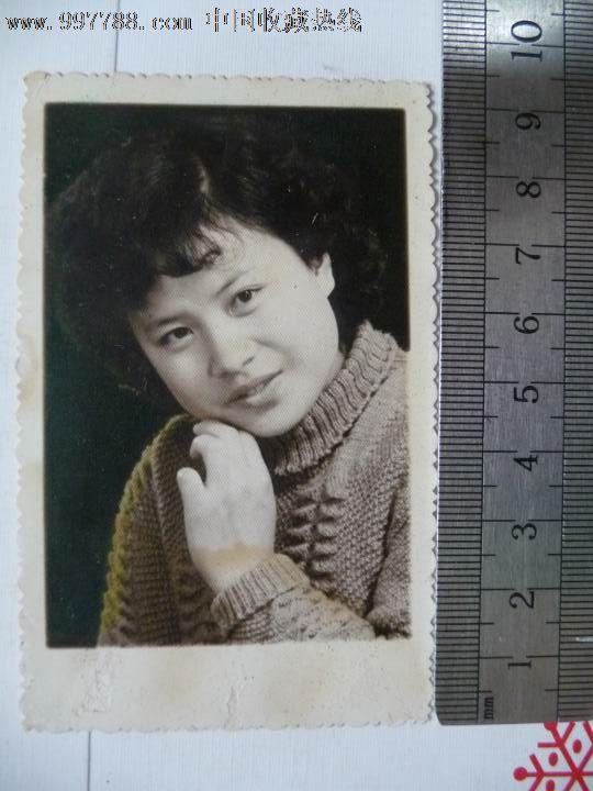 17 品种: 老照片-老照片 属性: 个人照片,80-89年,,,黑白,,尺寸不详