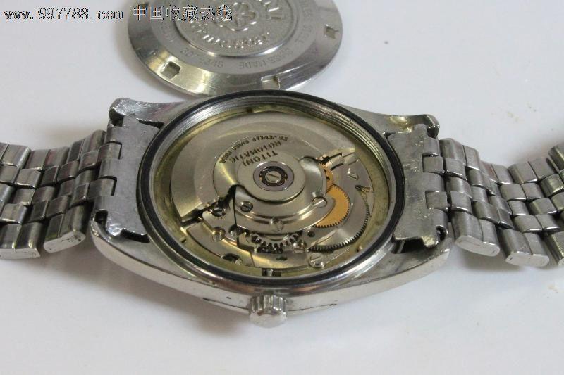 经典梅花手表瑞士整体原装25钻2824精磨机芯图片