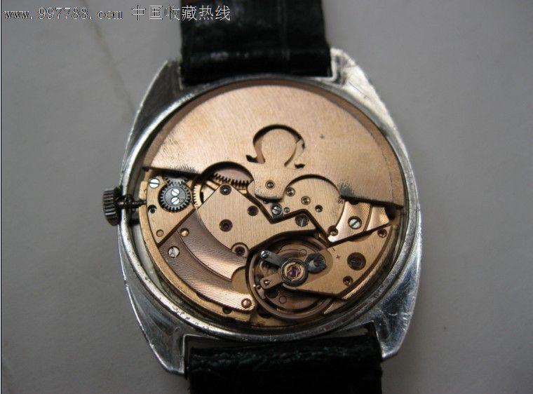 欧米茄自动蝶飞系列手表!1002机芯!图片
