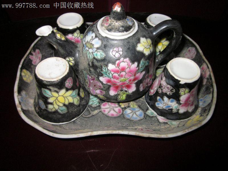 可爱小茶壶简笔画