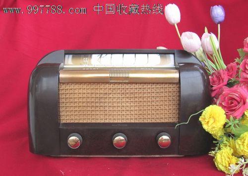 rca*ictor美国电子管收音机