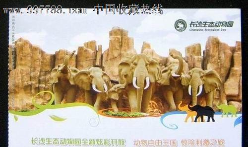 长沙市生态动物园-大象馆门票78