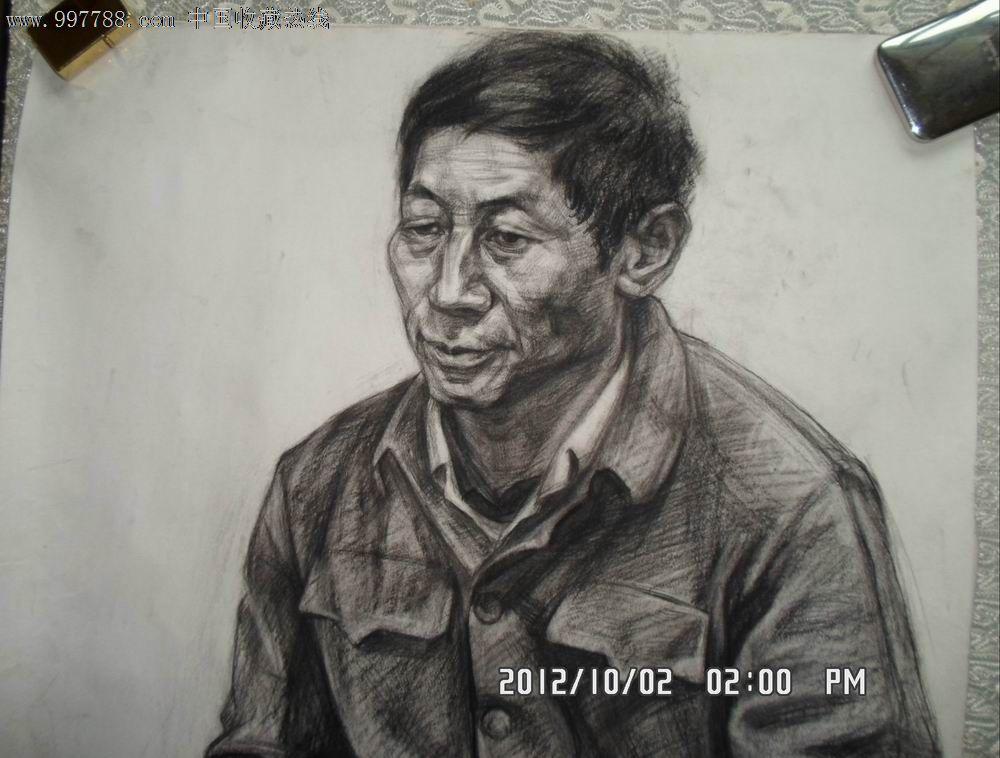 人物素描(四川美术学院)_议价_第2张_7788收藏__中国收藏热线