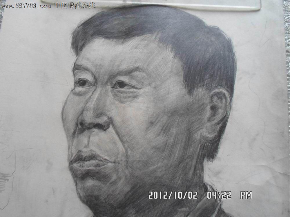 人物素描(四川美术学院)_价格78.