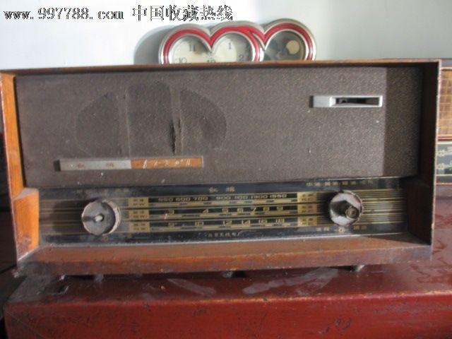 红旗牌625-1型收音机,收音机,电子管收音机,文革(67-76),家用收音机