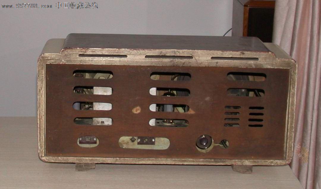 红星504-4电子管收音机_第4张_7788收藏__中国收藏热线