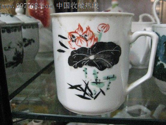 手绘杯子_价格150元【顺德堂】
