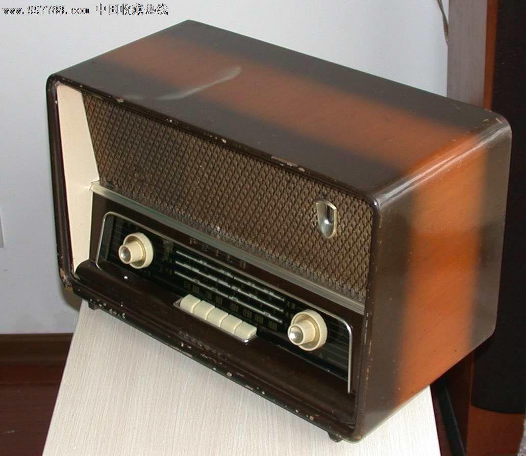飞乐265-1电子管收音机