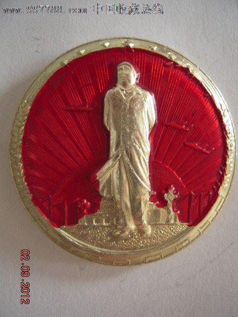 边围五角星麦穗齿轮三架飞机-北京天安门两个华表