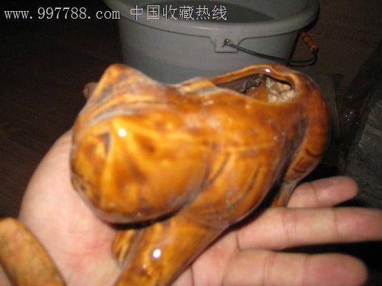 烟缸---小老虎-彩绘瓷/彩瓷--se14849593-零售-7788