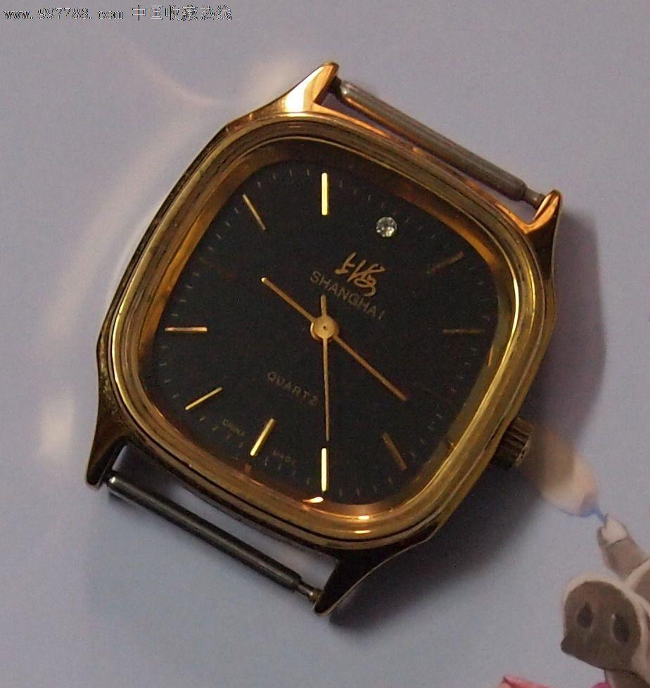 上海早期电子手表