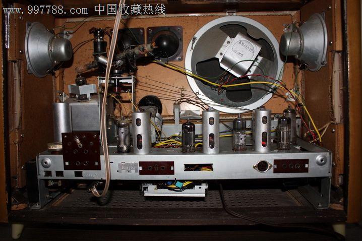 德国西门子电子管收音机