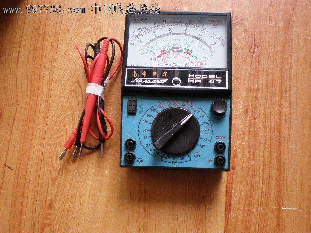 mf47指针式万用电表99-1209-se15035956-万用/万能表