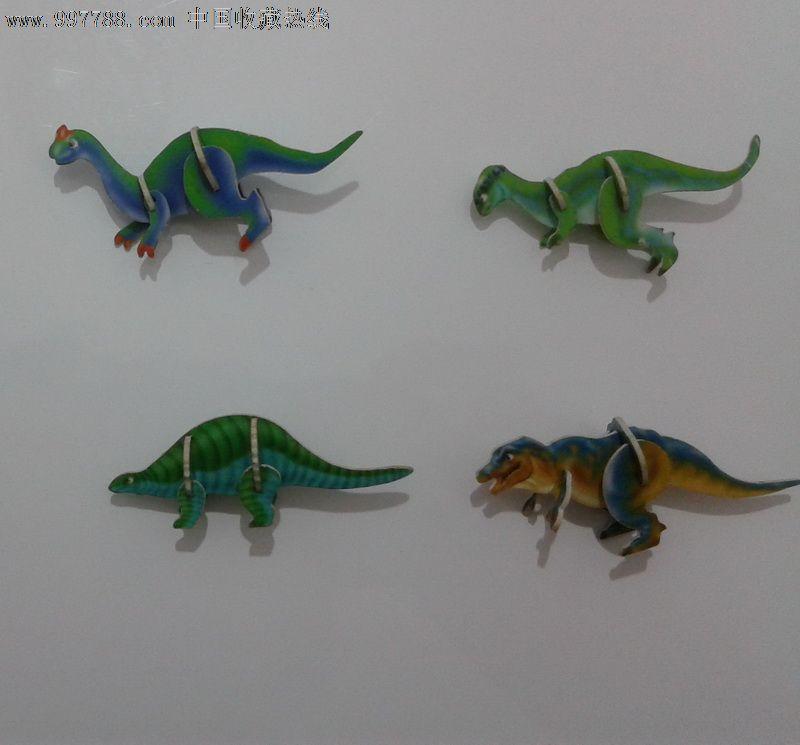 方便面之玩具:幼儿拼图——小恐龙(此商品删除)