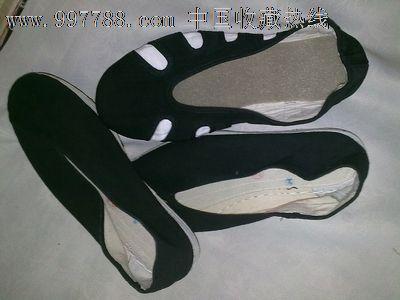 十方口布鞋,道士布鞋,圆口布鞋