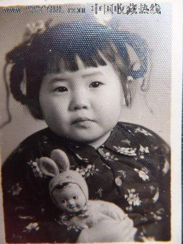 兔宝宝胖妞照(可爱)