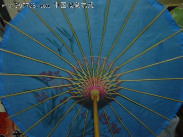 一把漂亮的小雨伞