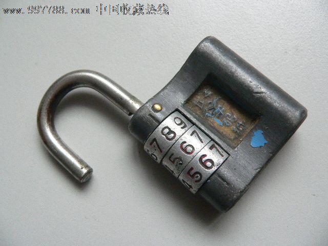 米字锁安装步骤图片