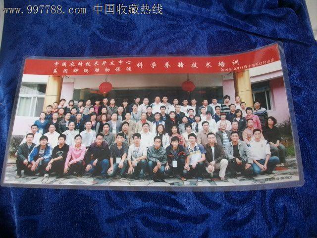中国农村科学养殖集体照_老照片_我爱收藏家【7788图片