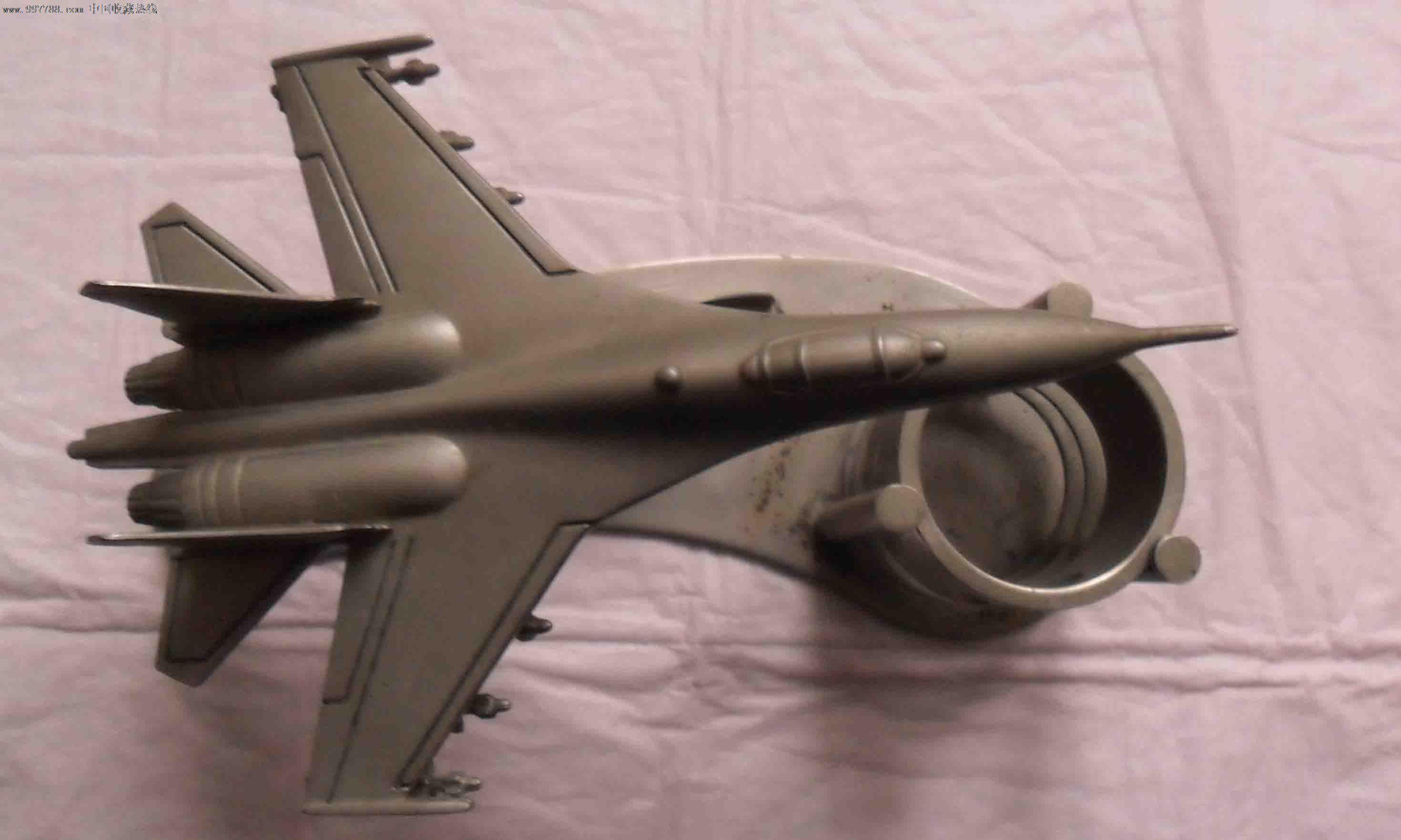 战斗机模型【品相如图】其它金属-飞机/航天模型--se