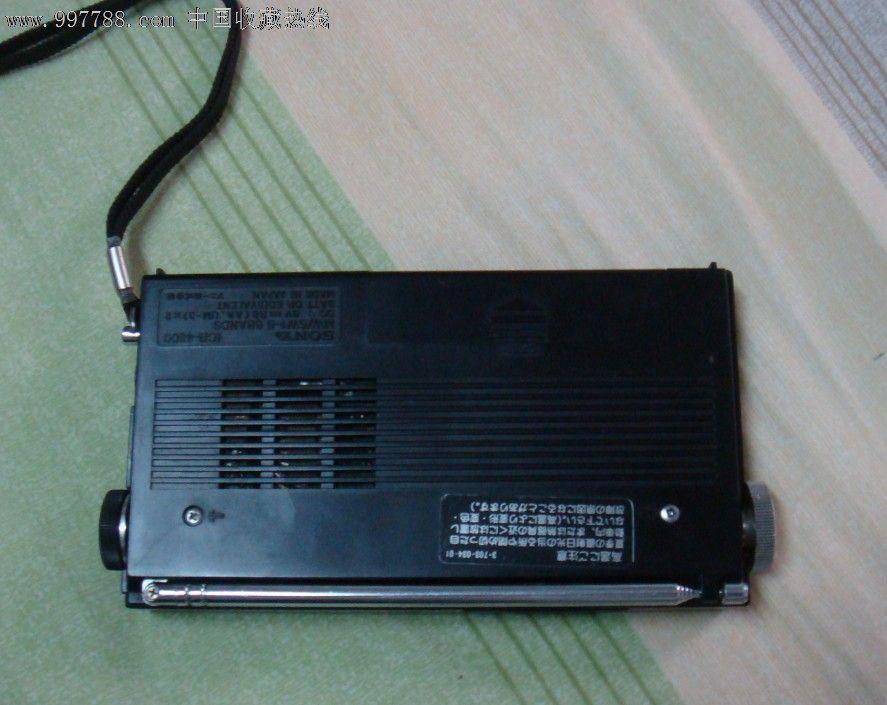 索尼sony-icr-4800,收音机