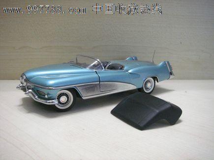 1951别克lesabre敞篷车模型