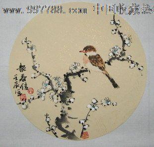 报春信-花鸟国画原作--se16062030-零售-7788收藏