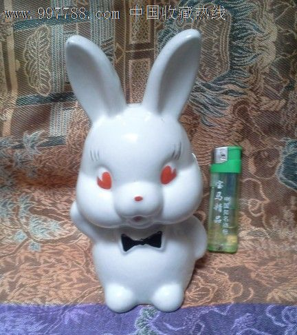 壁纸 存钱罐 动物 兔子 432_486