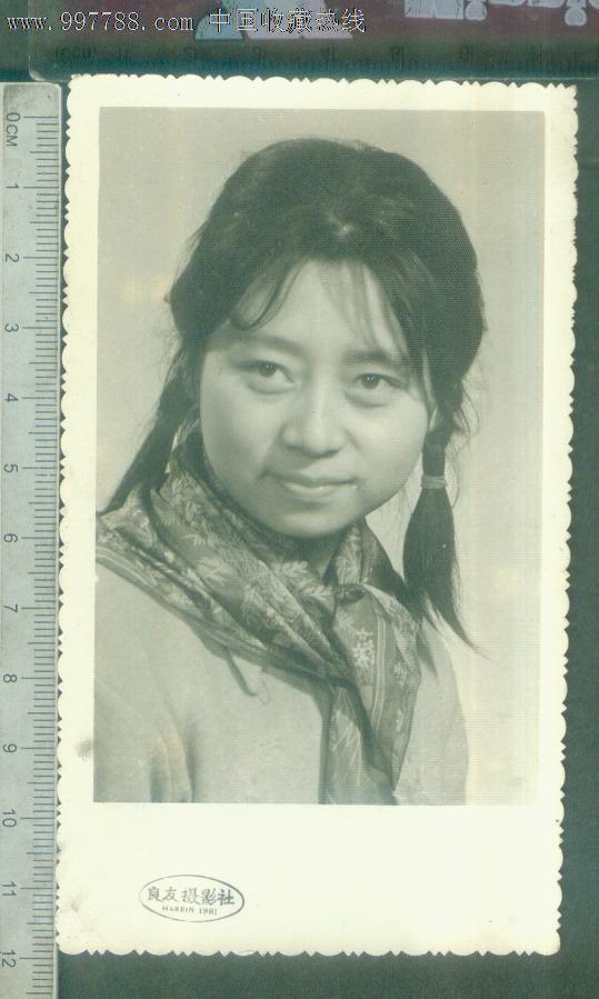 八十年代美女_老照片_安居收藏店【7788收藏意大利设计师美女图片