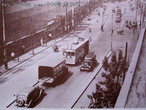一组20世纪30年代旧上海的跑马场的老图片_价格200元【金谷收藏社】_第5张_7788收藏__中国收藏热线