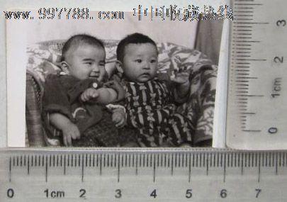 两个可爱的小孩子合影_价格3.0000元_第1张_7788收藏__中国收藏热线
