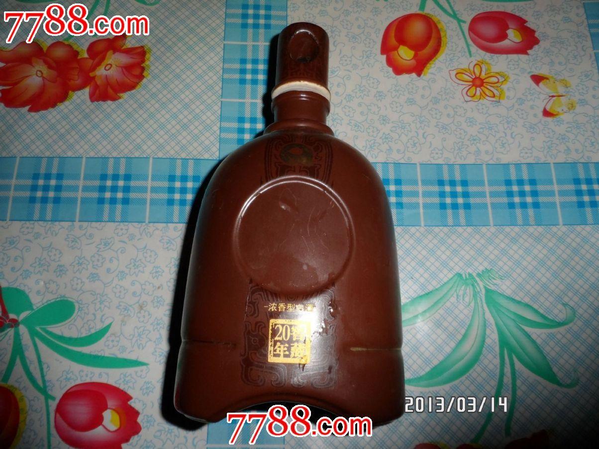 古代编钟造型酒瓶