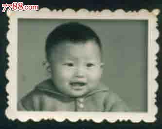 六十年代小宝宝照片图片