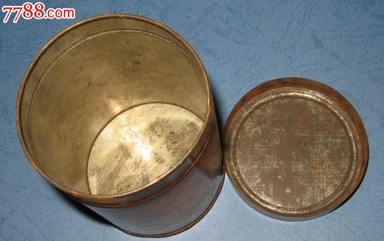 文革郑州语录茶桶_罐头/食品标