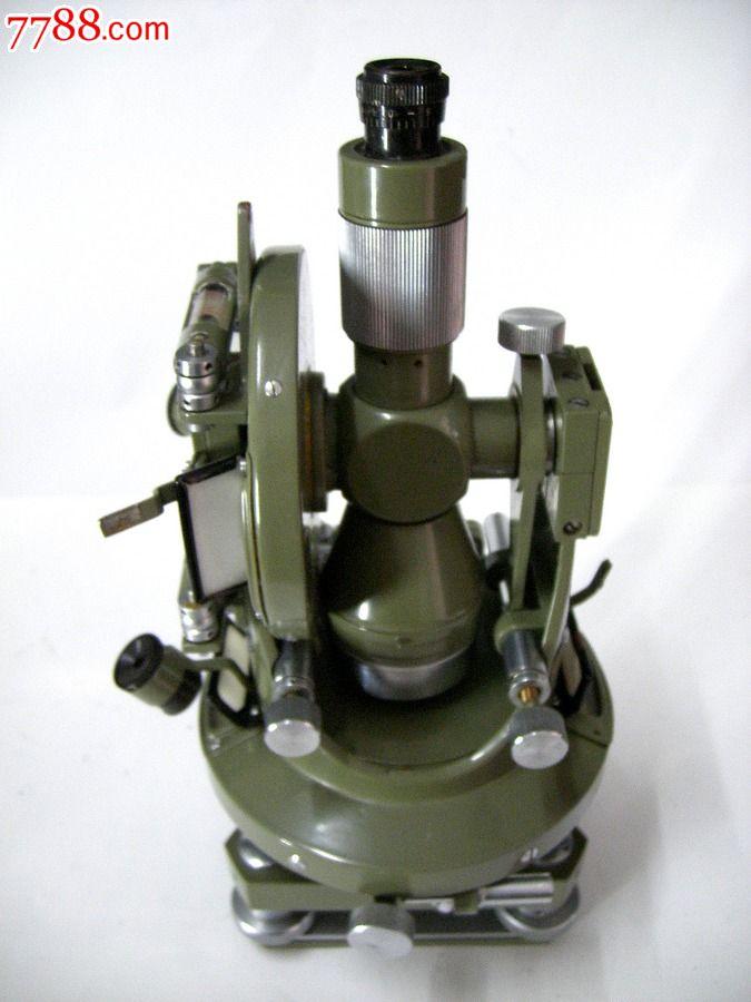 一台西安产光学经纬仪