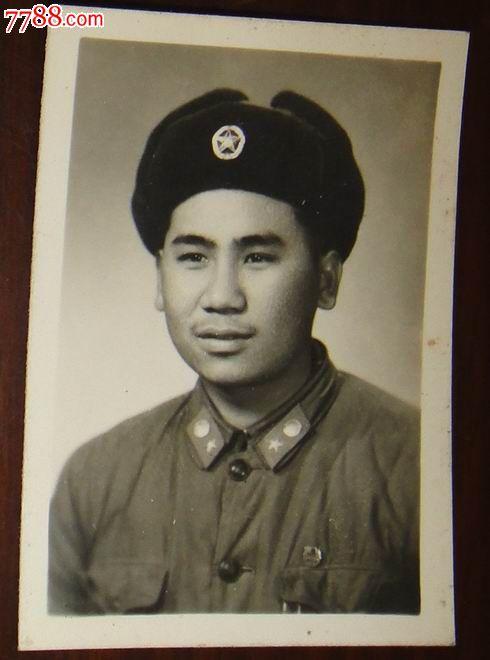 五十年代老照片【解放军】